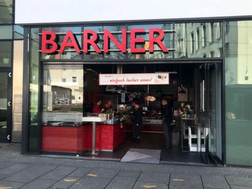 Barner-Filiale-Steinstrasse