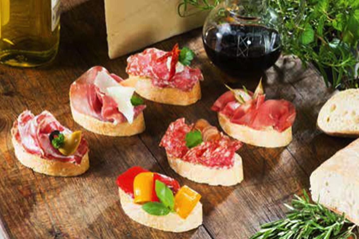 Canapés Italiano